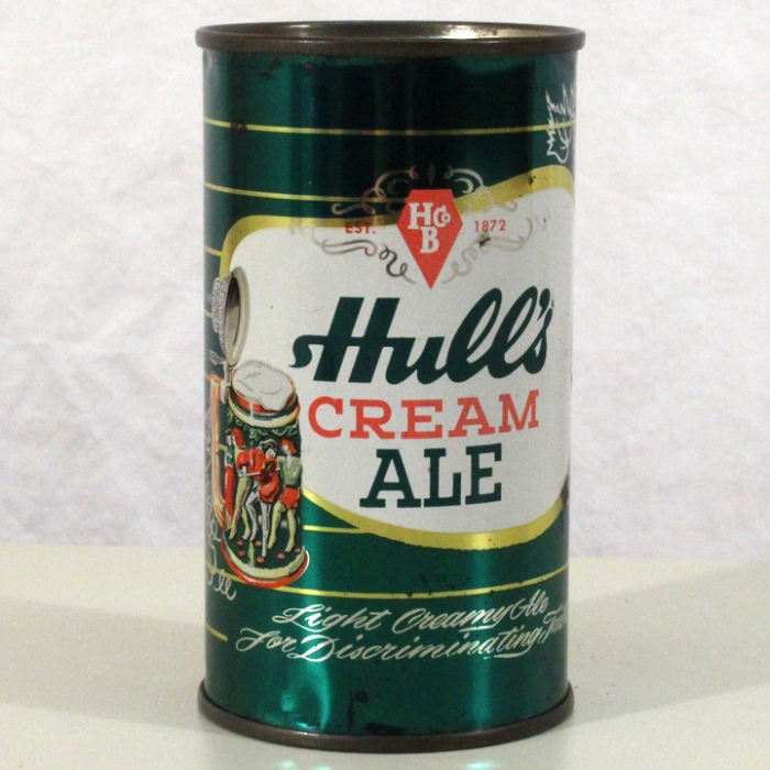 Hull's Cream Ale 084-21 Beer