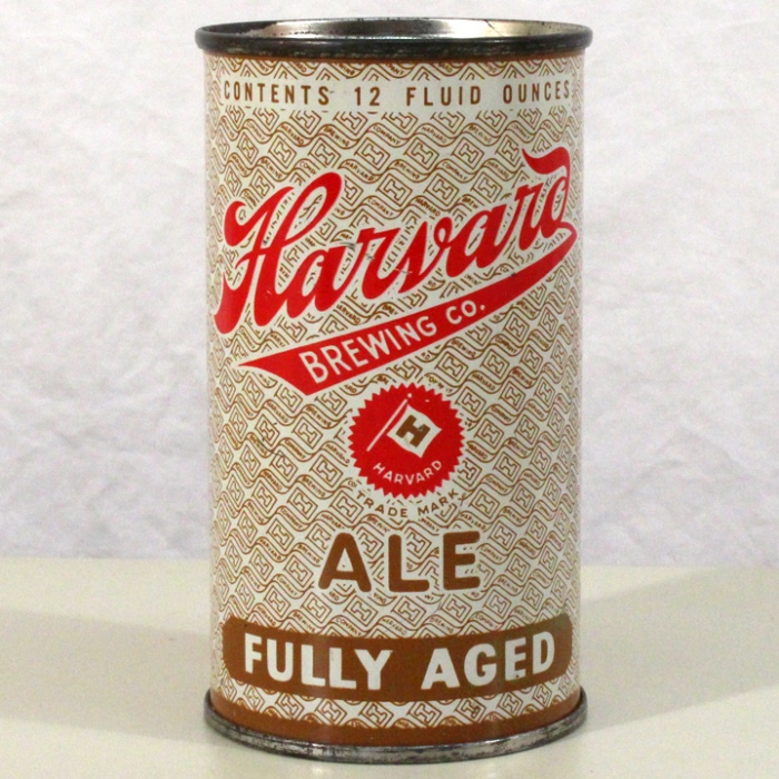 Harvard Ale 080-30 Beer