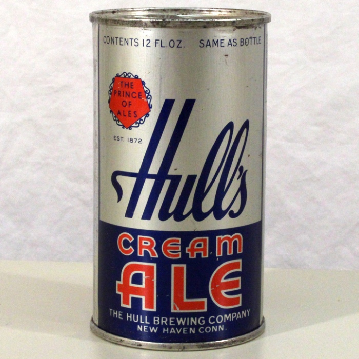 Hull's Cream Ale 430 Beer