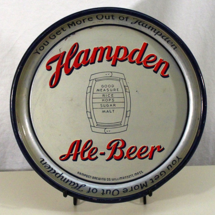 Hampden Ale - Beer Barrel Beer