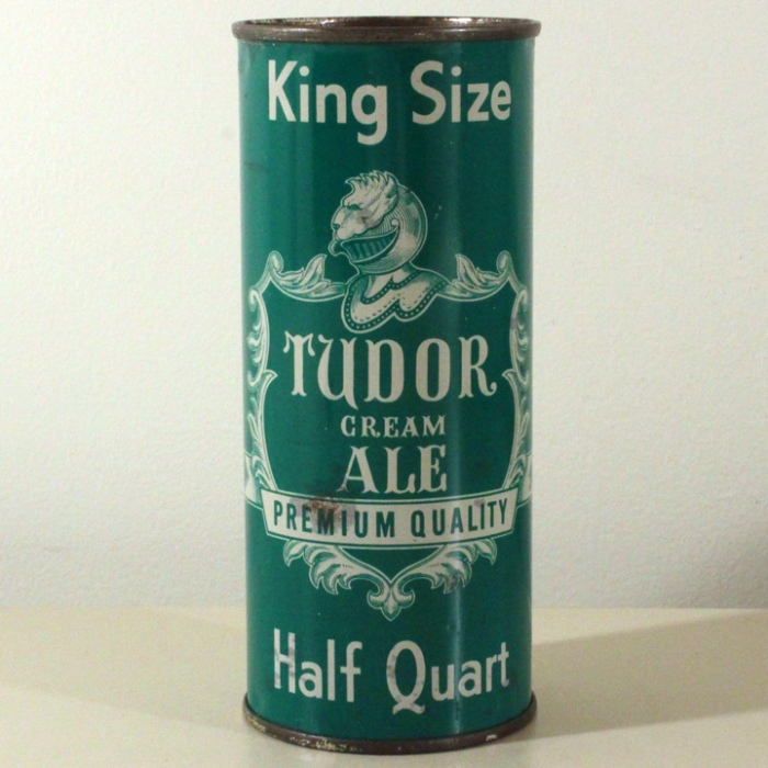 Tudor Cream Ale Half Quart 236-08 Beer
