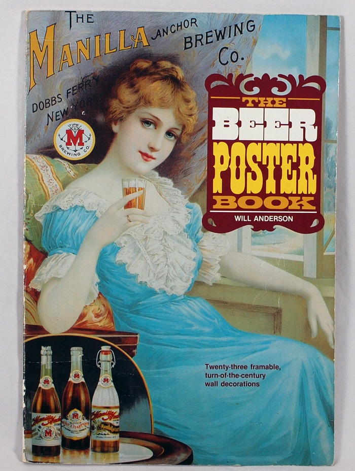 Beer Poster Book Will Anderson Beer
