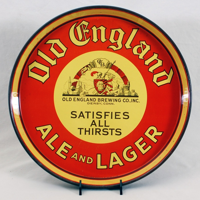 Old England Ale & Lager Tray Beer