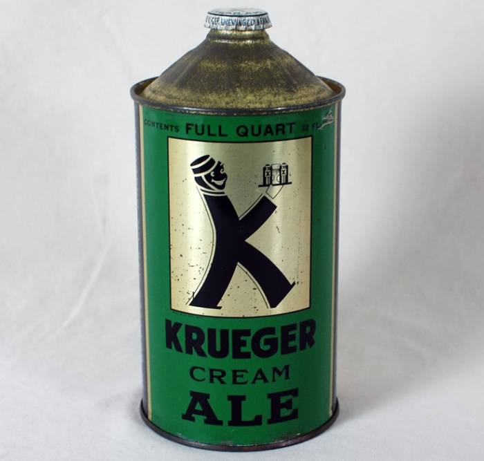 Krueger Cream Ale 213-11 Beer