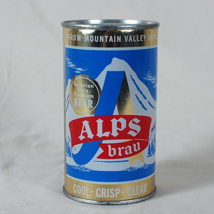 Alps Brau 30-09 Beer