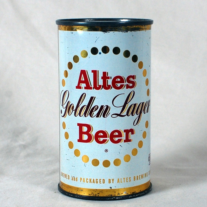 Altes Golden Lager Beer 31-01 Beer