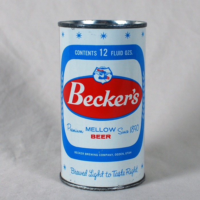 Becker's Mellow Beer 35-33 Beer