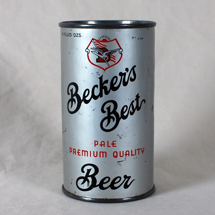 Becker's Best OI 92 Beer