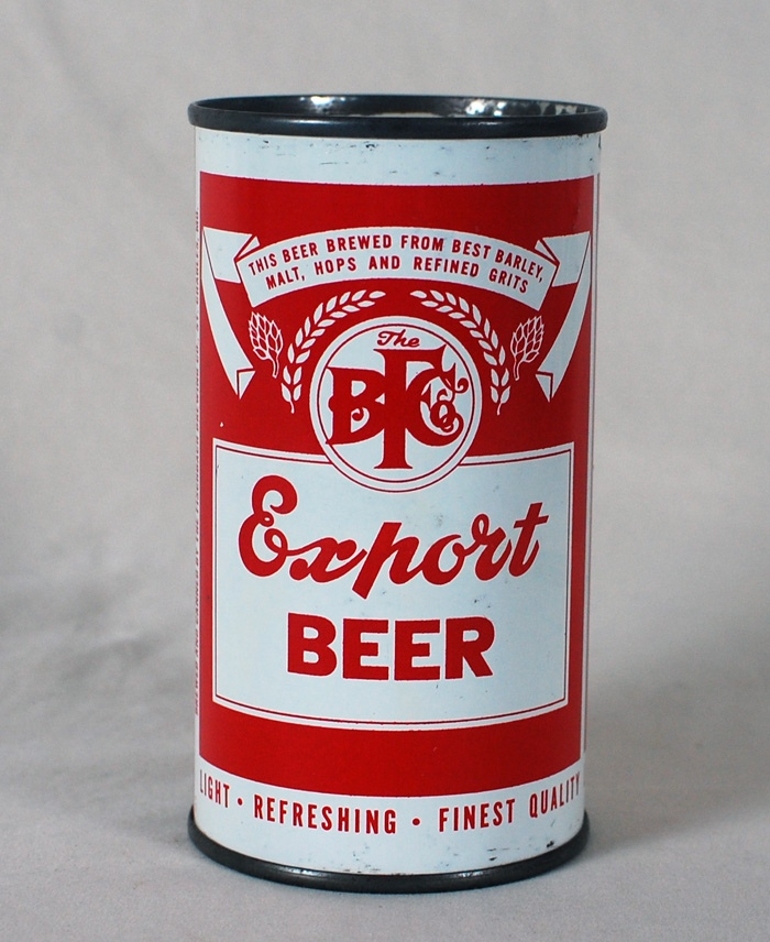 BFC Export Enamel 61-22 Beer