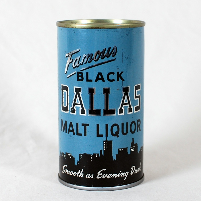 Black Dallas Malt Liquor 37-19 Beer