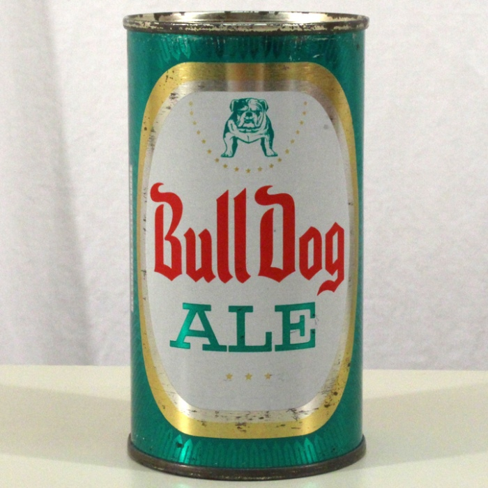 Bull Dog Ale 045-31 Beer