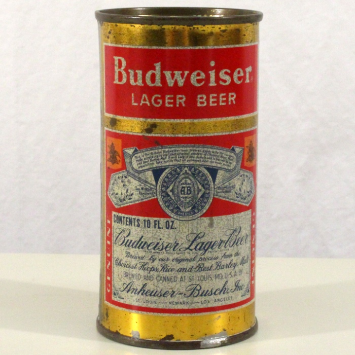 Budweiser Lager Beer (10 Ounce) 044-10 Beer