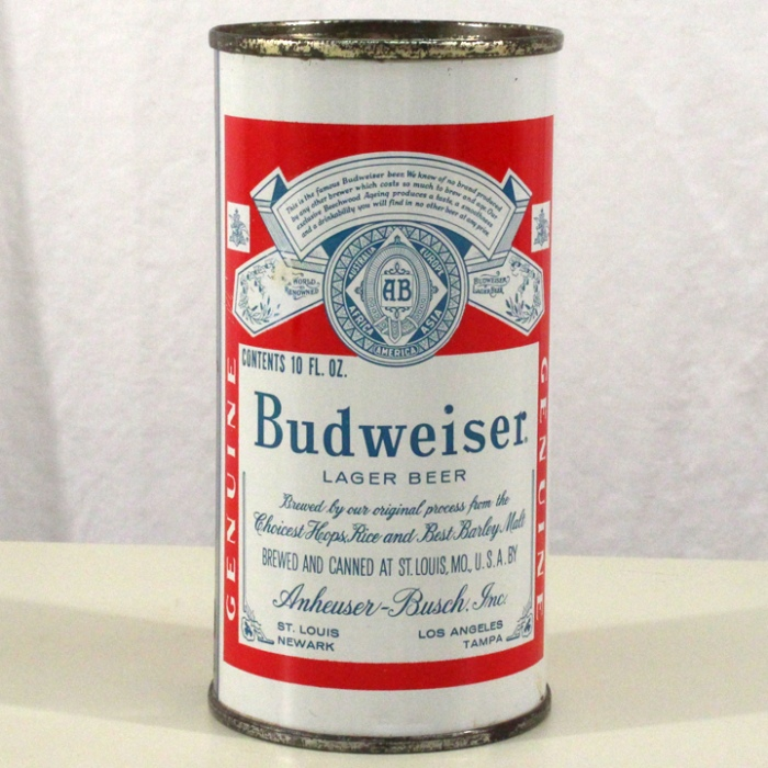 Budweiser Lager Beer (10 Ounce) 044-18 Beer