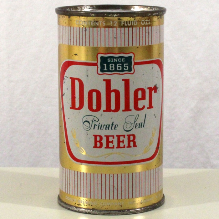 Dobler Private Seal Beer 054-13 Beer