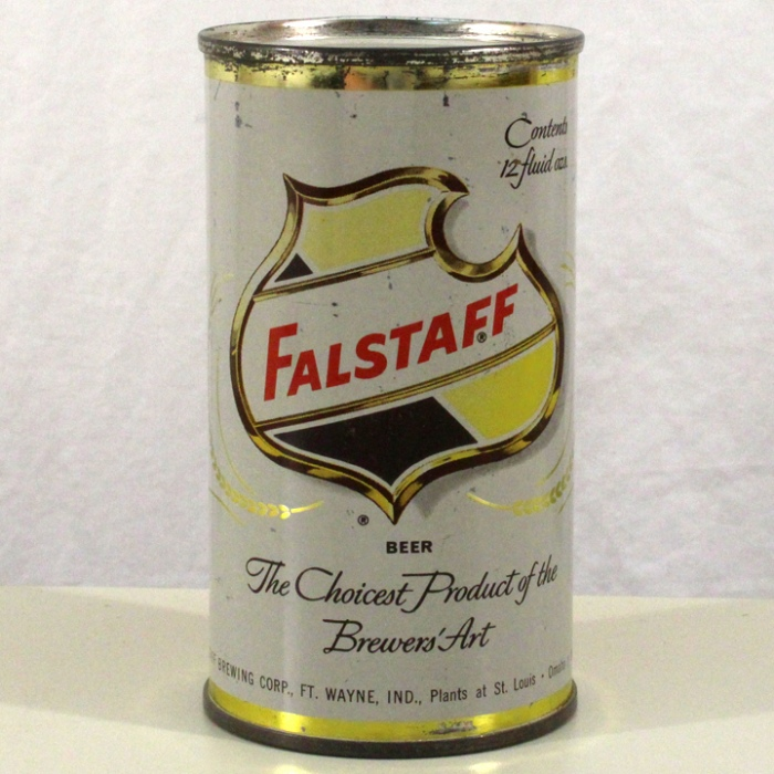 Falstaff Beer 061-37 Beer