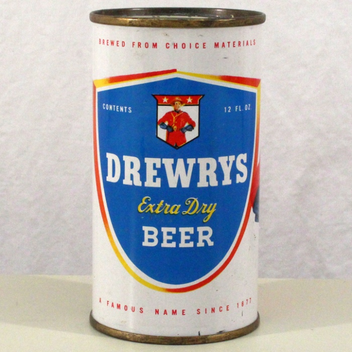 Drewrys Extra Dry Beer (Chicago) 055-19 Beer