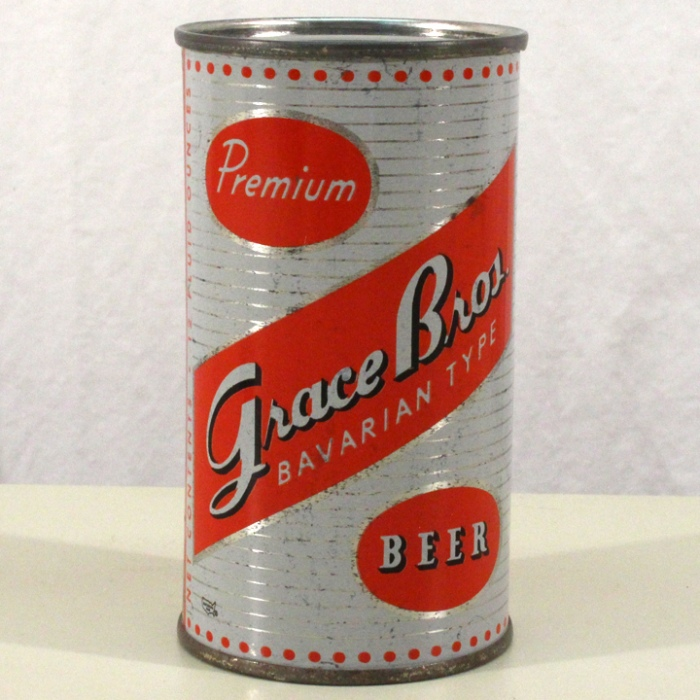 Grace Bros. Bavarian Type Beer 068-03 Beer