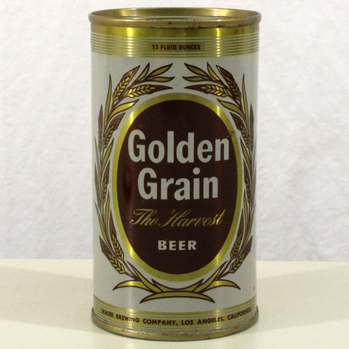 Golden Grain Beer 073-15 Beer