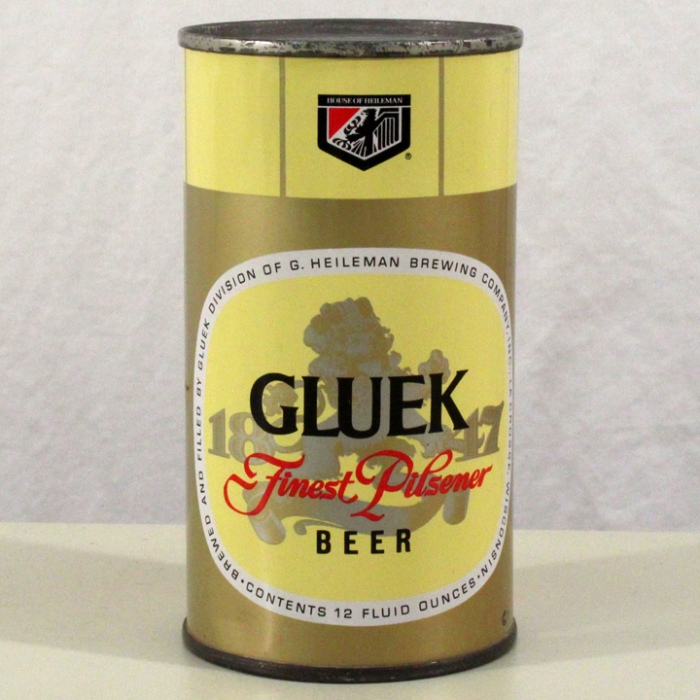 Gluek Finest Pilsener Beer 070-15 Beer