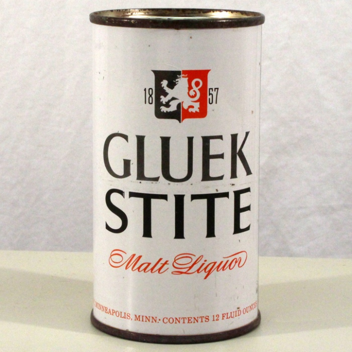 Gluek Stite Malt Liquor 070-14 Beer