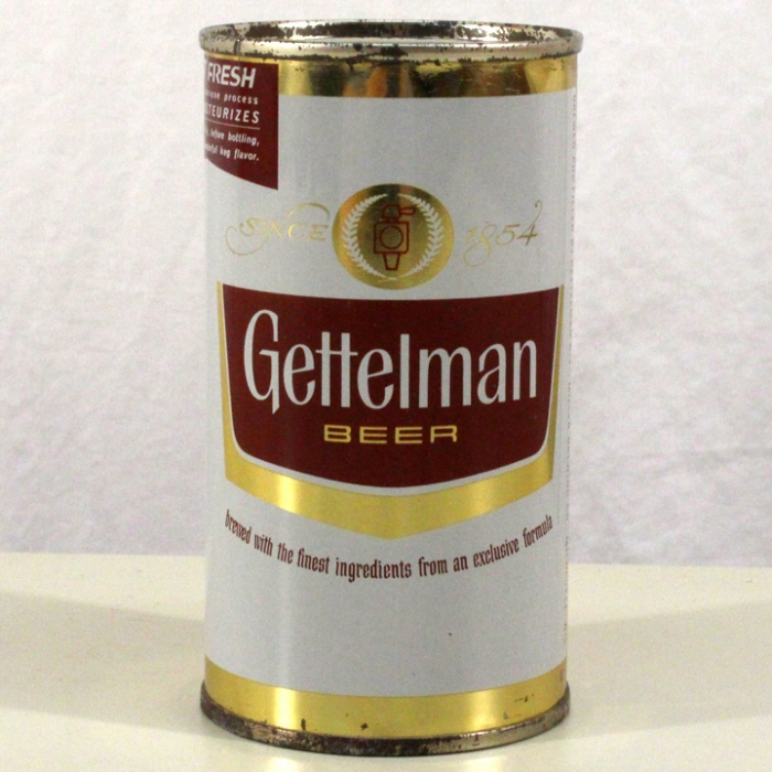 Gettelman Beer 069-25 Beer