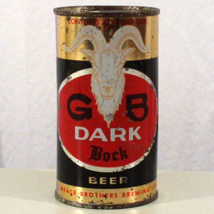 GB Dark Bock Beer 068-11 Beer