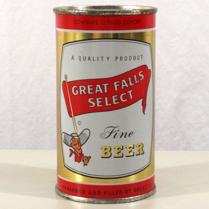Great Falls Select Fine Beer 074-25 Beer