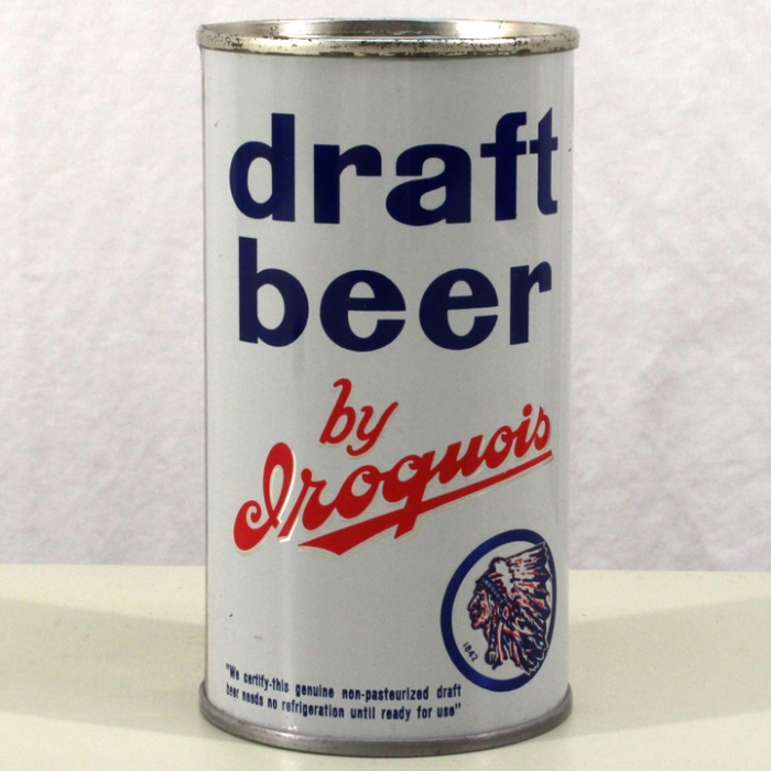 Draft Beer by Iroquois 086-03 Beer