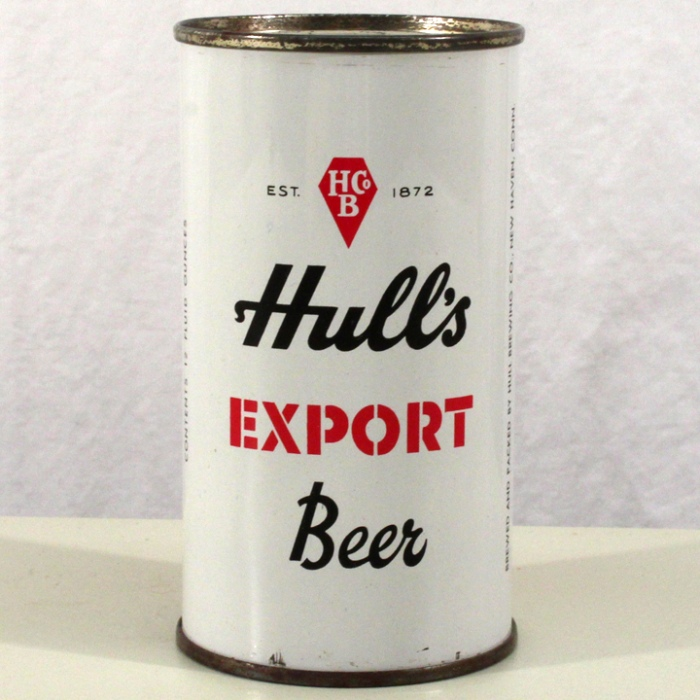 Hull's Export Beer 084-26 Beer