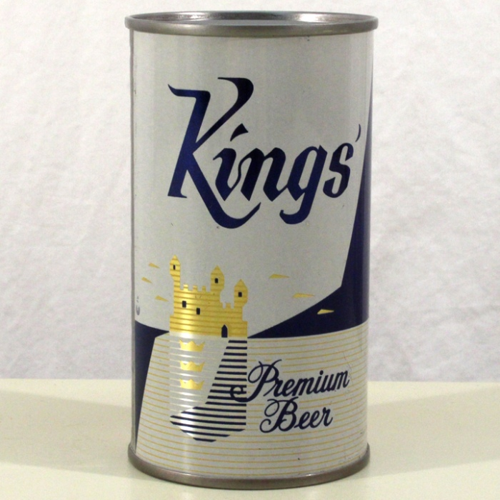 Kings' Premium Beer 087-38 Beer