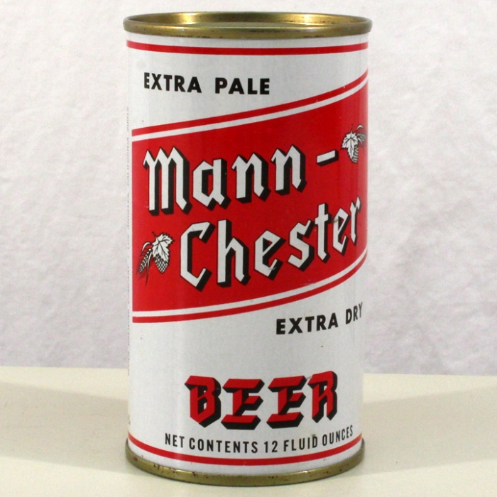 Mann-Chester Extra Pale Extra Dry Beer 094-32 Beer