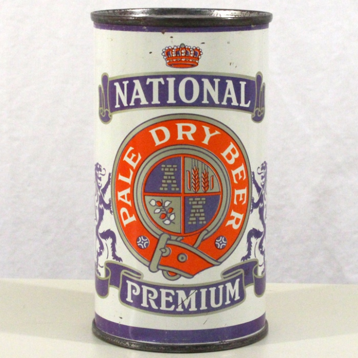 National Premium Pale Dry Beer 102-01 Beer