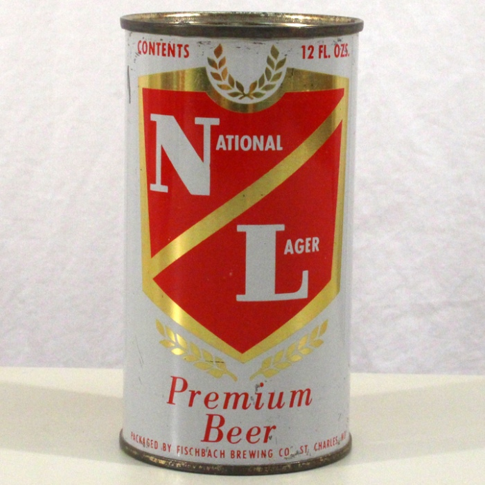 National Lager Premium Beer 102-27 Beer