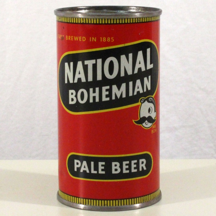 National Bohemian Pale Beer 102-05 Beer