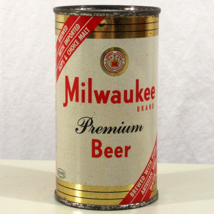 Milwaukee Brand Premium Beer 100-03 Beer