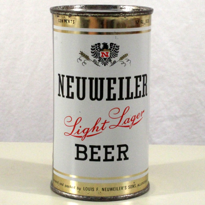 Neuweiler Light Lager Beer 103-02 Beer