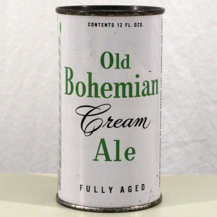 Old Bohemian Cream Ale 104-18 Beer