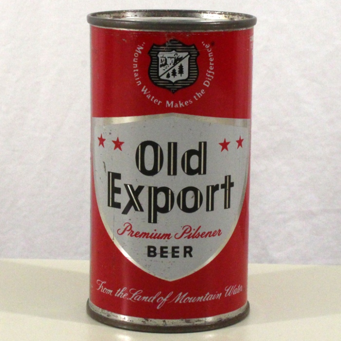 Old Export Premium Pilsener Beer 106-14 Beer