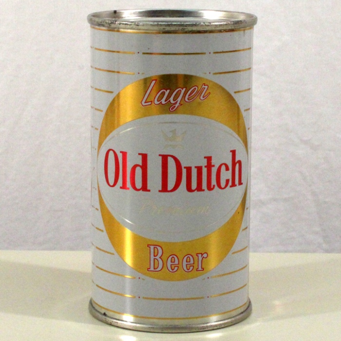Old Dutch Lager Beer 106-08 Beer