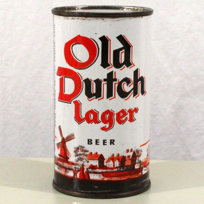 Old Dutch Lager Beer 105-25 Beer