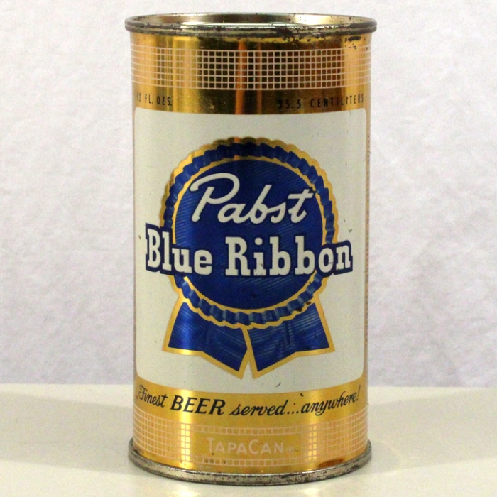 Pabst Blue Ribbon Beer (Peoria Heights) 110-14 Beer