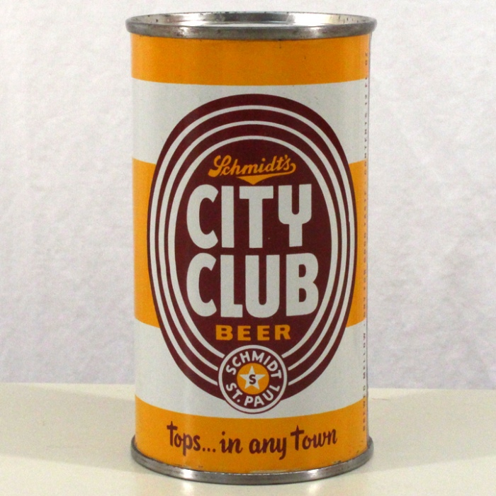 Schmidt's City Club Beer 130-05 Beer