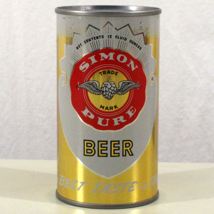 Simon Pure Beer 134-23 Beer