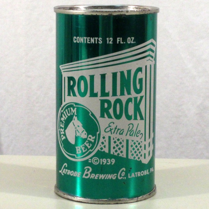 Rolling Rock Extra Pale Beer 125-16 Beer