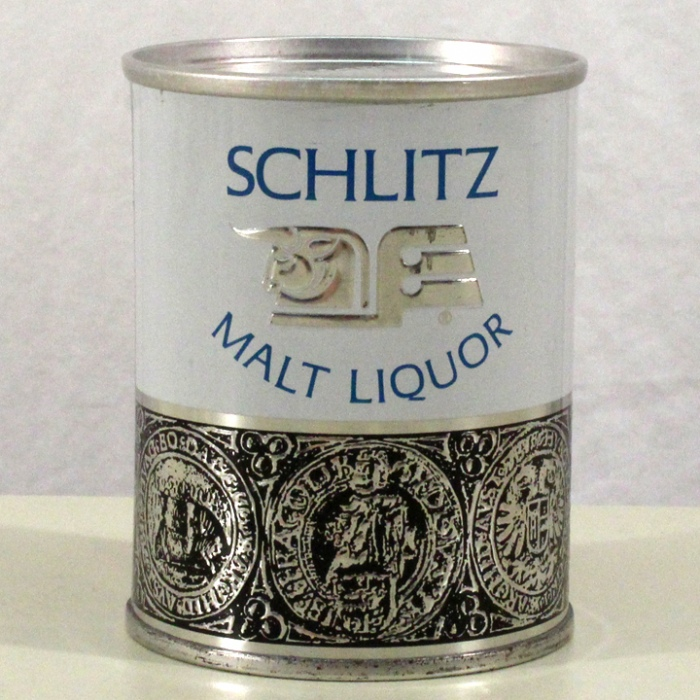 Schlitz Malt Liquor 242-13 Beer
