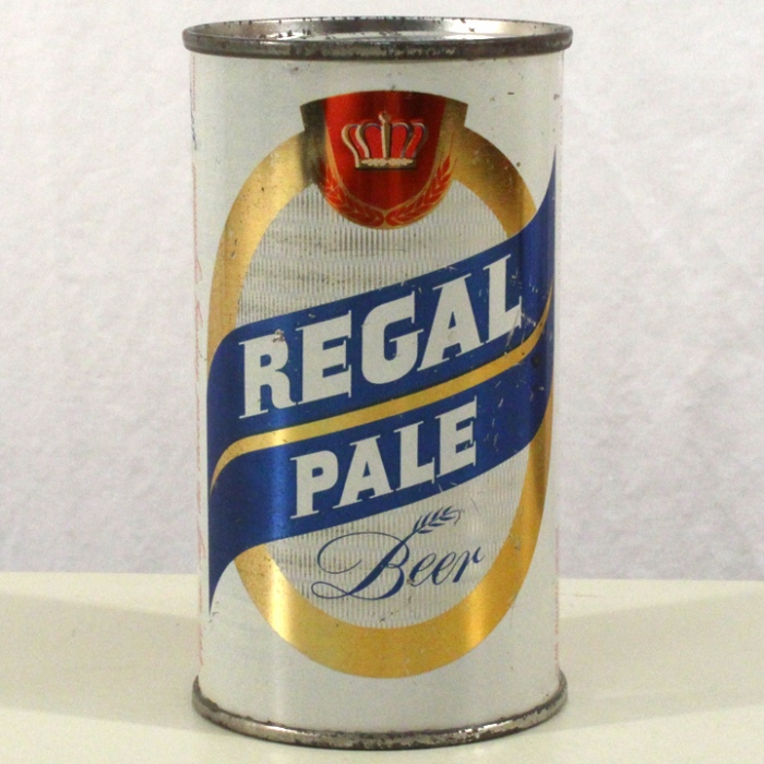Regal Pale Beer 121-02 Beer