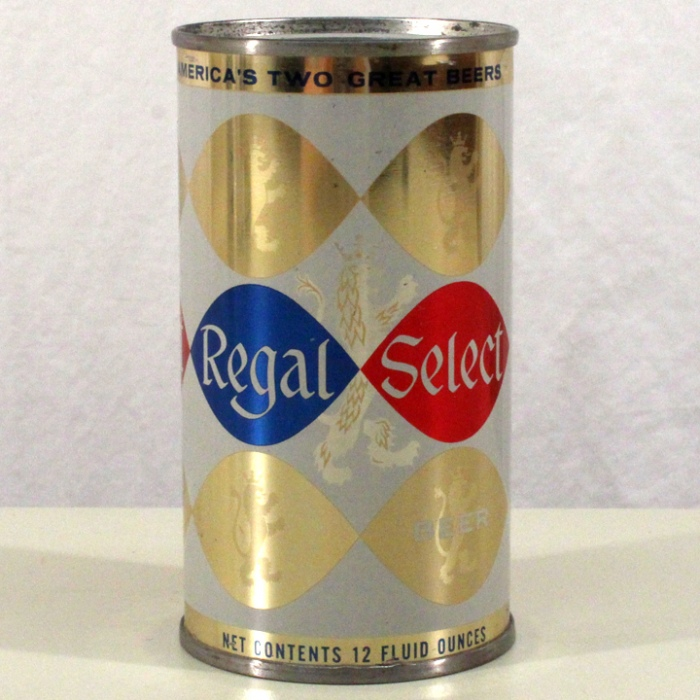 Regal Select Beer 121-18 Beer