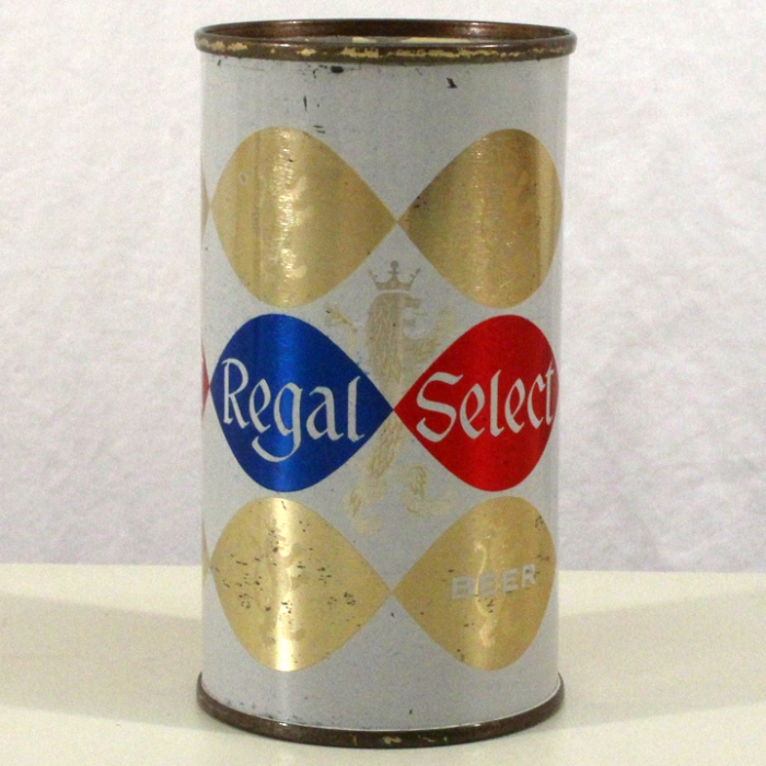 Regal Select Beer 121-17 Beer