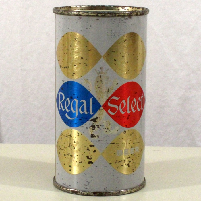 Regal Select Light Beer 121-08 Beer