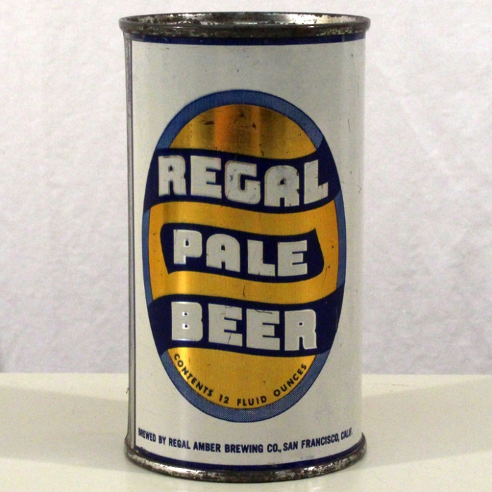 Regal Pale Beer 120-37 Beer